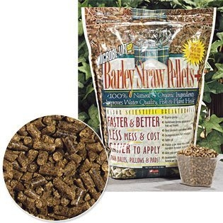 Microbe-Lift Barley Straw Pellets Plus - 4.4 lb Bag