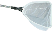 "Aquascape Collapsible Skimmer Net 17"" (White Fine Mesh)"