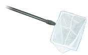 Aquascape Pond Skimmer Net with Extendable Handle