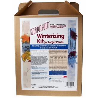 Microbe-Lift Autumn / Winter Prep - 1 gal with Powder Packets