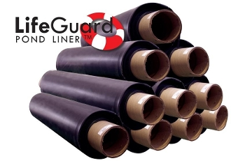 Anjon Lifeguard EPDM Pond Liner 45 mil - 20' x 100' - Full Roll