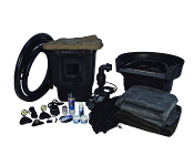 Aquascape Medium Pond Kit w/ Tsurami 3PL Pump
