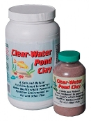 Clear Water Pond Clay - 1 lb ( Montmorillonite Clay )