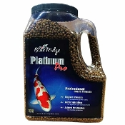Blue Ridge Platinum Pro Koi Food - 4.5 lb Bottle