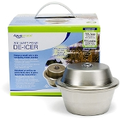 Aquascape Stainless Steel Pond De-Icer - 300 watts